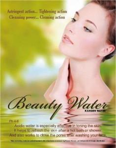 Kangen Water untuk kecantikan