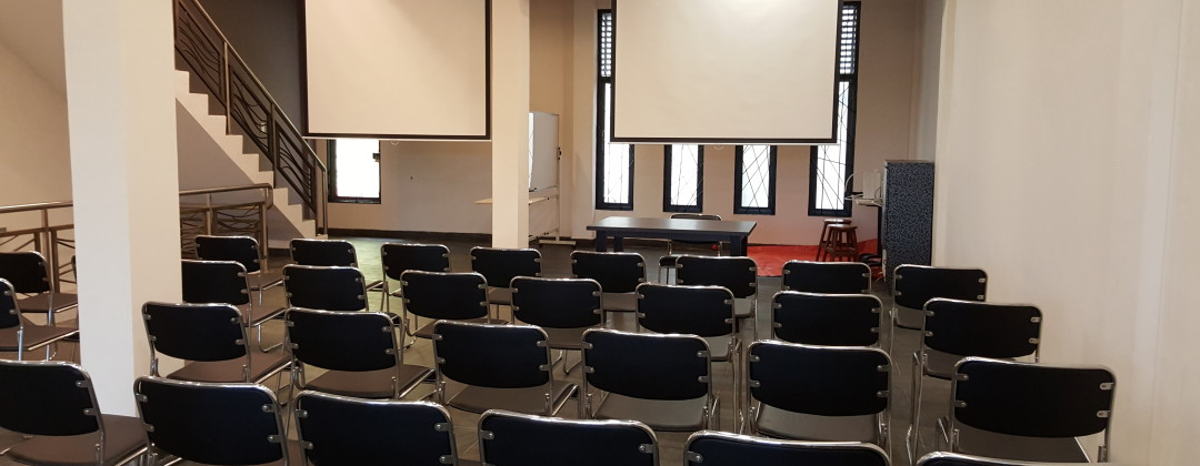 seminar room for kangen water medan