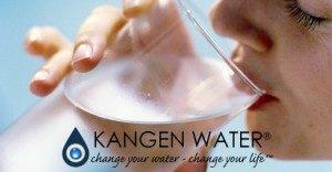 drink kangen water