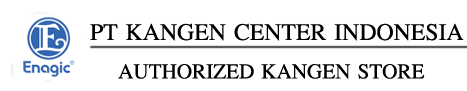 Kangen Center Indonesia | Authorized Enagic Sales & Services Center Logo